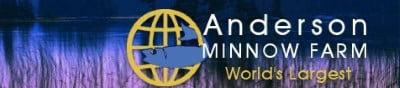 Anderson Minnow Farm Logo